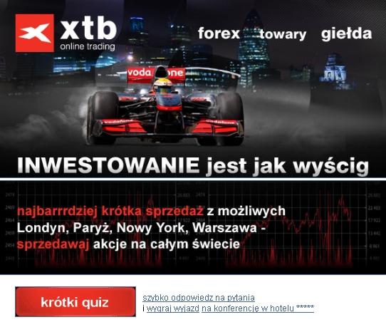 Xtb forex demo