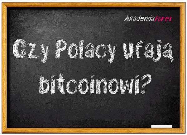 Czy Polacy ufają bitcoinowi?
