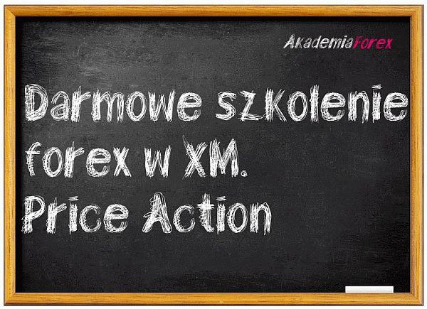 darmowe szkolenie forex price action