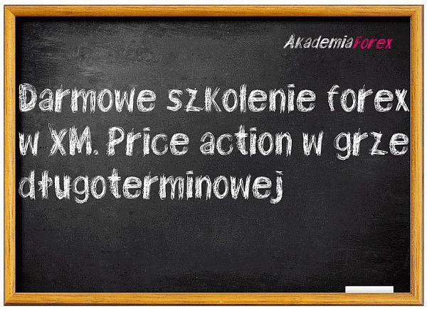 Price action w grze długoterminowej