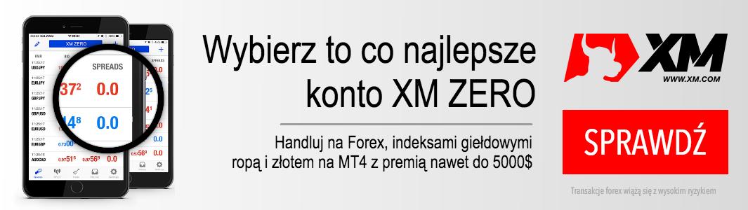 konto zero xm