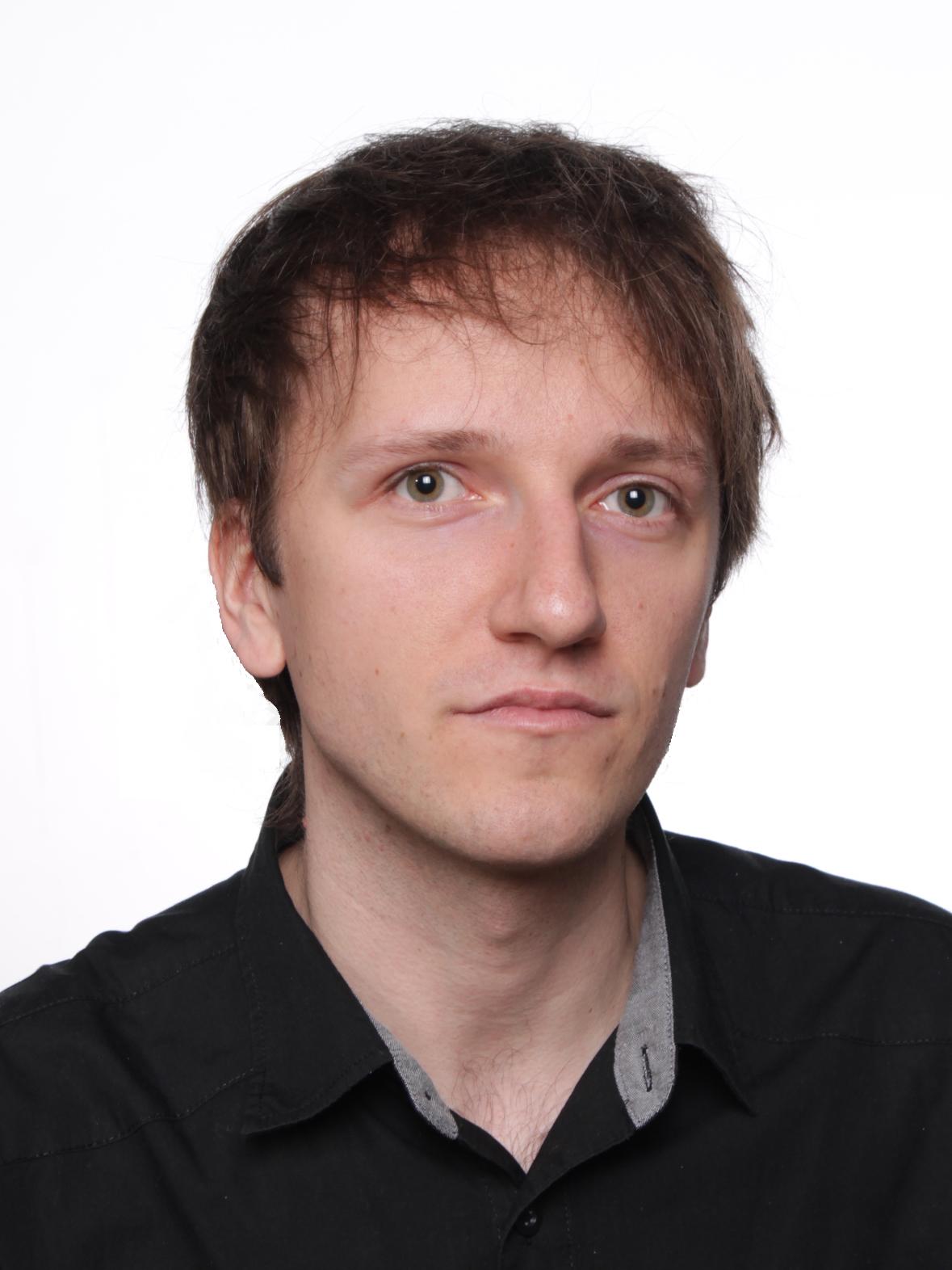 Maciej Żelazny trader