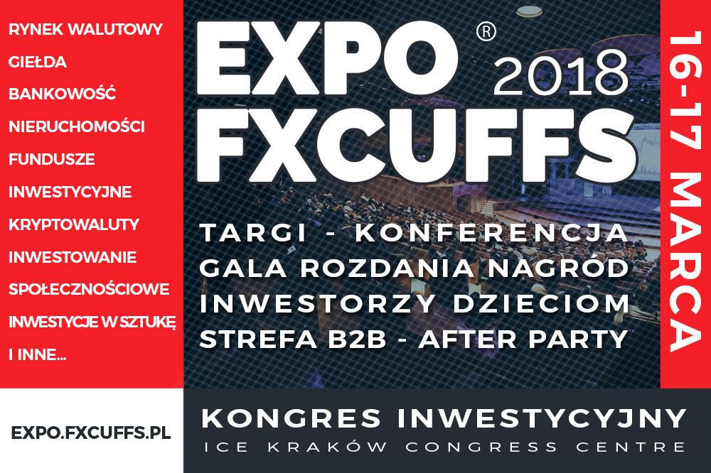Kongres inwestycyjny FxCuffs EXPO
