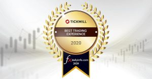 Best Trading Experience Tickmill