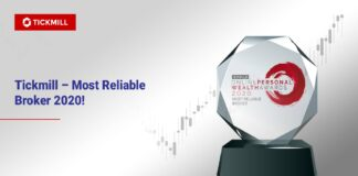Nagroda Most Reliable Broker